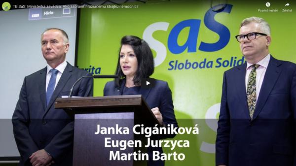 Ministerka Kalavská zvyšuje napätie. Ponúkame návod, ako zamedziť štrajku
